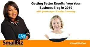 Getting Better Results from Your Business Blog in 2019 - OG