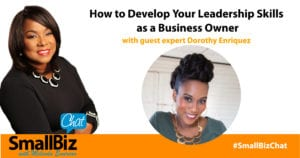 How to Develop Your Leadership Skills as a Business Owner - OG Featured Image