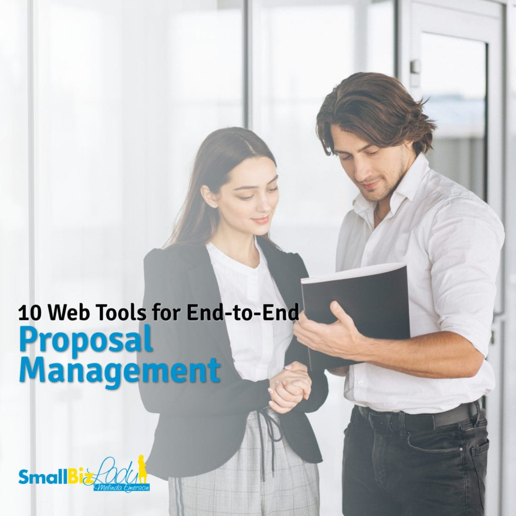 10 Web Tools for End-to-End Proposal Management - Social Image
