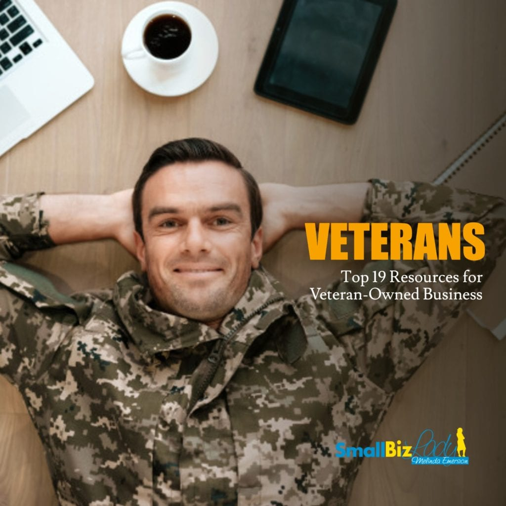Top 19 Resources for Veteran-Owned Business - Social / IG