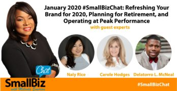 January 2020 #SmallBizChat OG