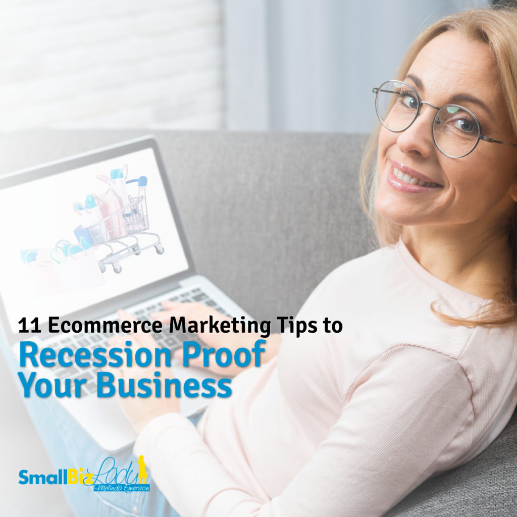 11 Ecommerce Marketing Tips to Recession Proof your Business Social Image
