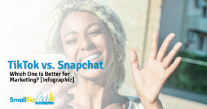 TikTok vs. Snapchat_ which one is better for marketing_ [Infographic] Open Graph