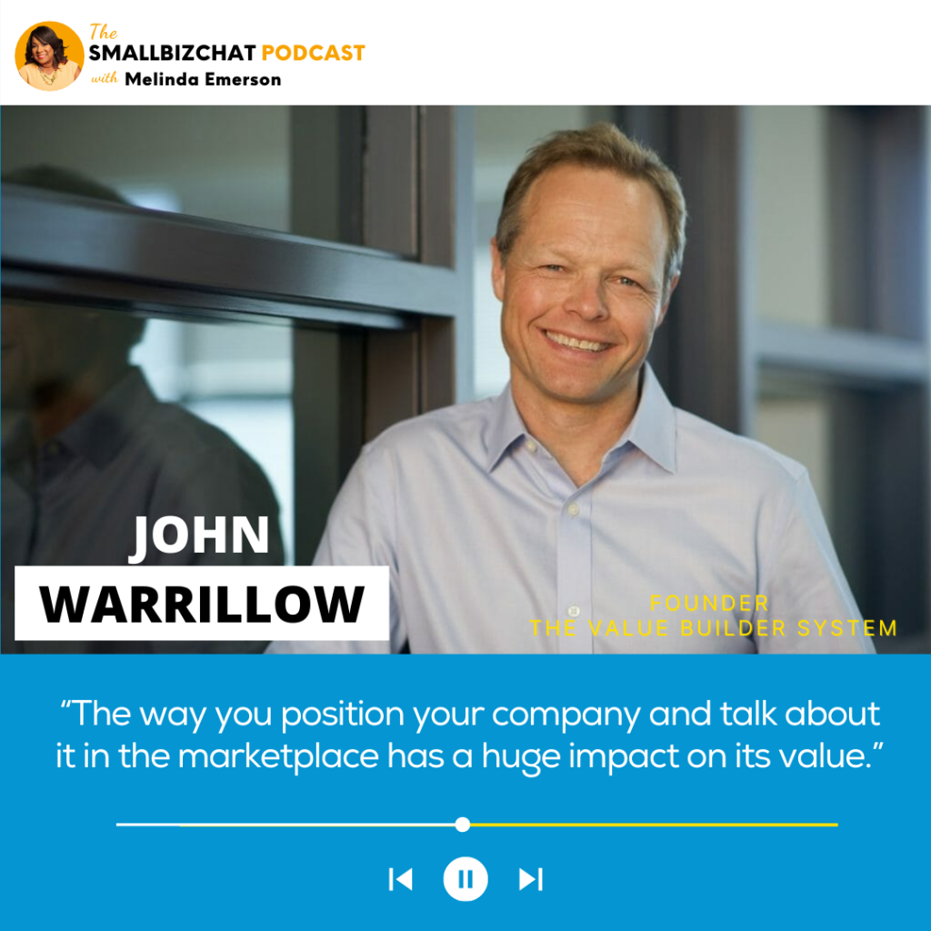 John   Warrillow podcast quote