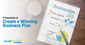 9 Essentials to Create a Winning Business Plan Featured Image